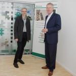 Tommy Olsen og Steffen Grimm Dyrhauge, begge fra BedreBolig