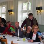 Billede 1 - Gå-hjem-møde på Dragør Strandhotel