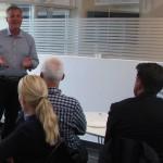 Billede 3 - Michael Staal, medlem af Connect Denmark og tidligere direktør i Brunata
