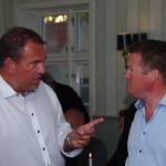Billede 3 - Oplægsholdere Søren Eirfeldt Brink og Tim Stender